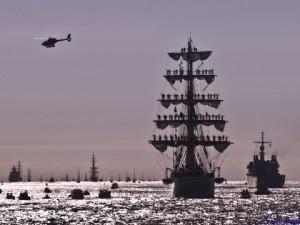 cloture de l'Armada de Rouen 2013
